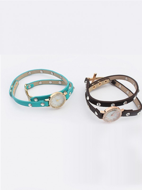 Occident Punk Retro Cross Hot Sale Bracelets Watch