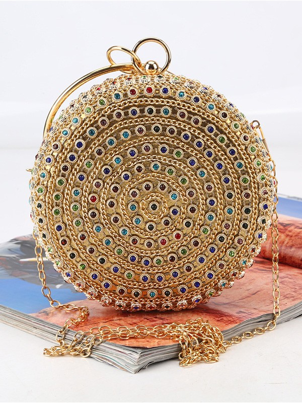 Gorgeous Rhinestone Evening/Party Handbags