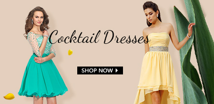 Cocktail Short Dresses